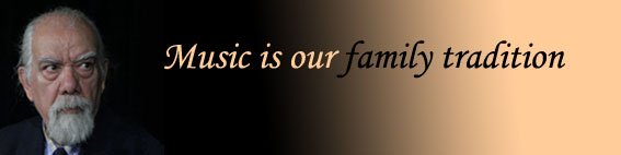 music is our family tradition nasrollah nassehpoor